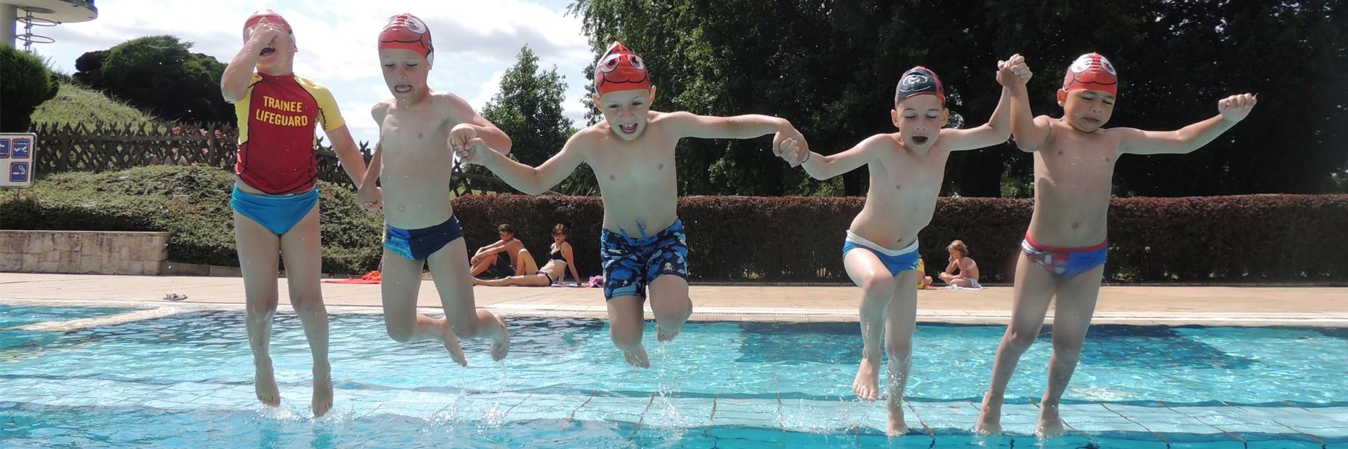 Plavalni tečaji
